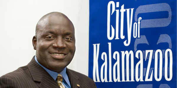 KALAMAZOO MAYOR BOBBY J. HOPEWELL Announces RE-ELECTION Bid